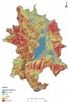 Model osjetljivosti na pojavu i razvoj bujičnih poplava šireg urbanog prostora Grada Banja Luka – istraživano područje